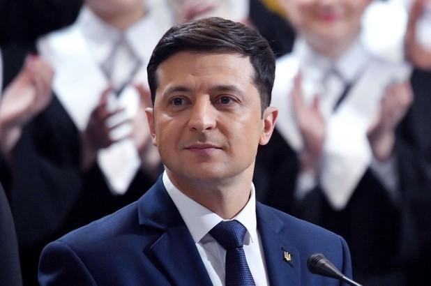 Presidente de Ucrania visitará Alemania y Francia  - ảnh 1
