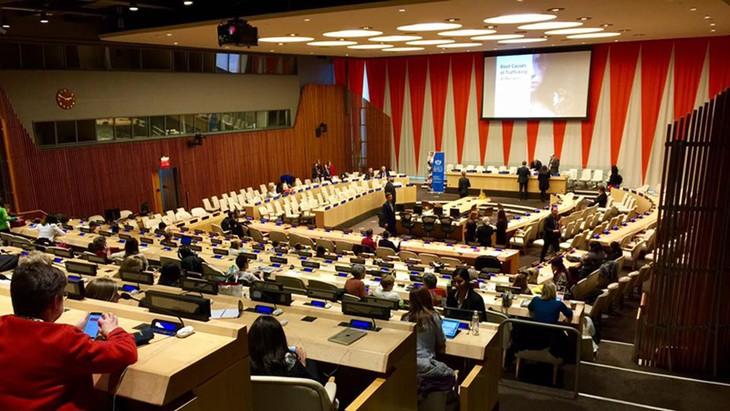 Tailandia elegida como miembro del Consejo Económico y Social de las Naciones Unidas - ảnh 1