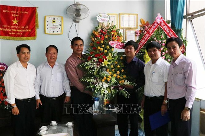 Celebran en Vietnam Día de la Prensa Revolucionaria - ảnh 1
