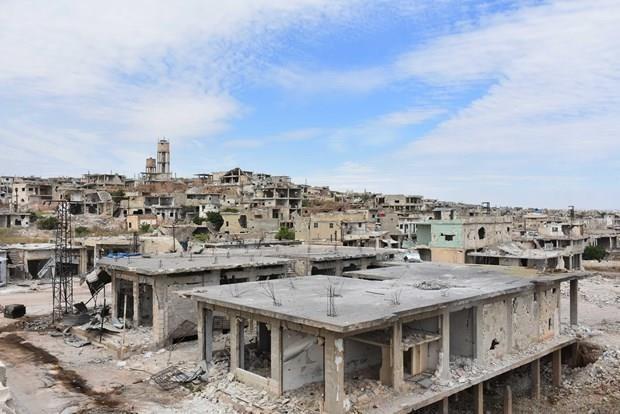 ONU destaca la cooperación entre Rusia y Estados Unidos en tema sirio  - ảnh 1