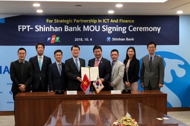Empresas surcoreanas interesadas en invertir en la transformación digital de Vietnam - ảnh 1