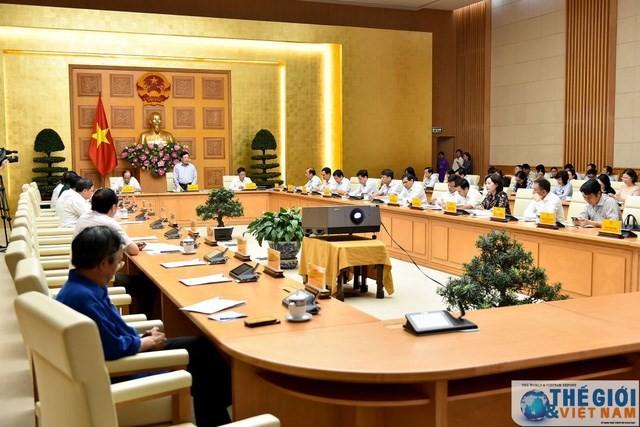 Aceleran preparativos para optimizar desempeño de Vietnam como presidente de Asean en 2020 - ảnh 1