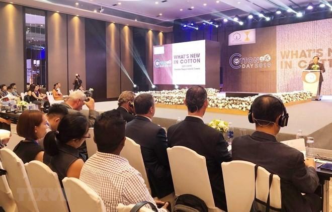 Vietnam desea cooperar con Estados Unidos en desarrollo de cadena de suministro de algodón - ảnh 1