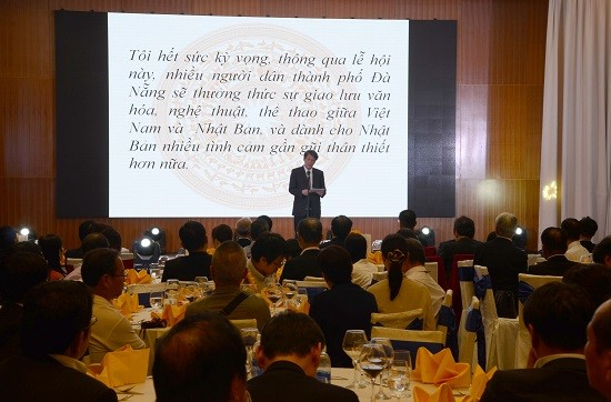 Inauguran en Da Nang Festival de Intercambio Cultural Vietnam-Japón - ảnh 1