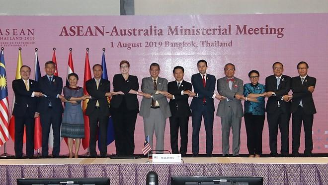 Australia se compromete a combatir la trata de personas en el Sudeste Asiático - ảnh 1