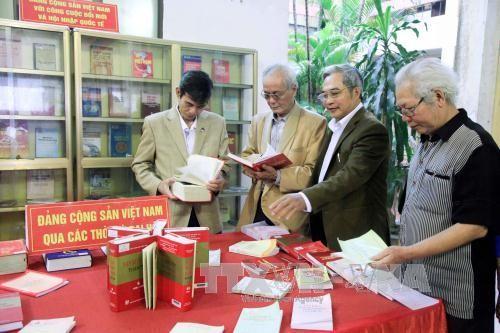 关于越南共产党和越南国会的展览在太原省举行 - ảnh 1