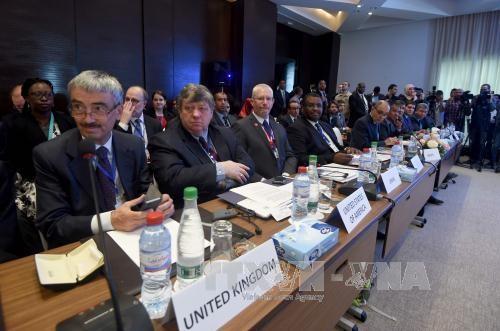 利比亚国际援助会议在突尼斯开幕  - ảnh 1