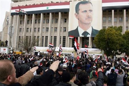 人民议会选举对叙利亚和平是否积极措施? - ảnh 1
