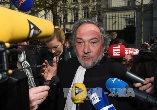 比利时恐怖袭击案件嫌犯被控参与巴黎恐袭案 - ảnh 1