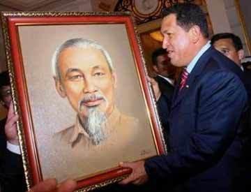 委内瑞拉总统查韦斯访越10周年座谈会在河内举行 - ảnh 1