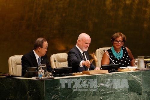 第71届联合国大会开幕 - ảnh 1