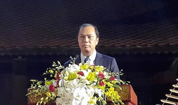 比利时瓦隆-布鲁塞尔联邦驻越代表团成立20周年纪念仪式在河内举行 - ảnh 1