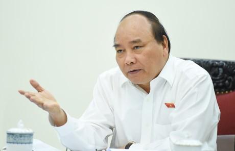 越南政府重申实现2017年6.7%增长目标的决心 - ảnh 1