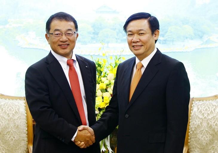 王庭惠:麒麟集团决定继续加大在越投资力度是正确的选择 - ảnh 1