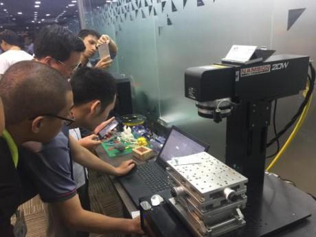 联合办公空间成立 帮助越南创业社群 - ảnh 1