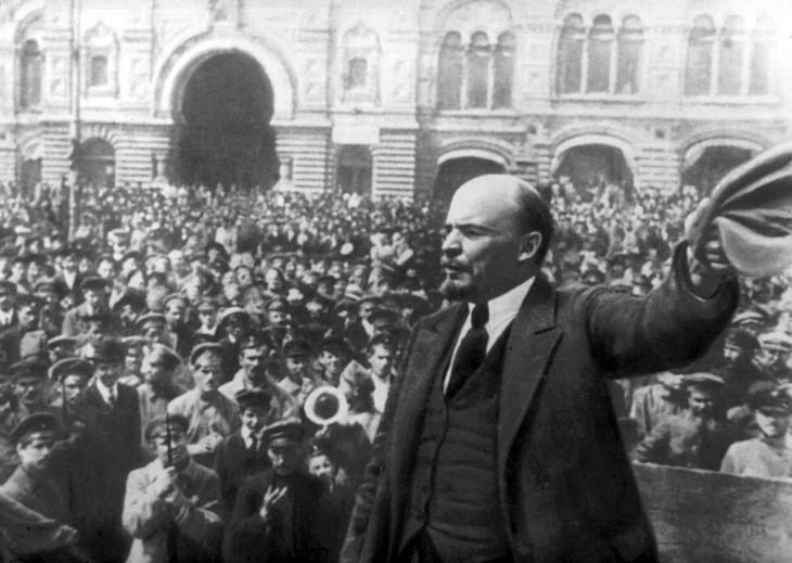 俄国十月革命100周年纪念活动在越南各地举行 - ảnh 1