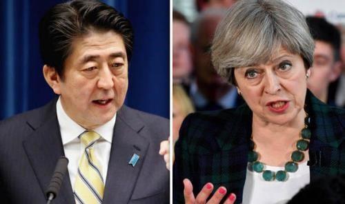 日本和英国同意阻止朝鲜逃避海上制裁 - ảnh 1