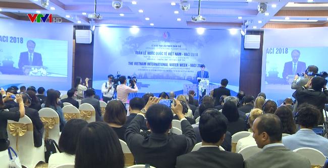 2018年越南世界水周开幕 - ảnh 1