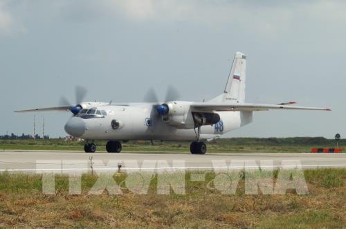 俄罗斯就安-26运输机在叙境内坠毁事件成立专案组 - ảnh 1