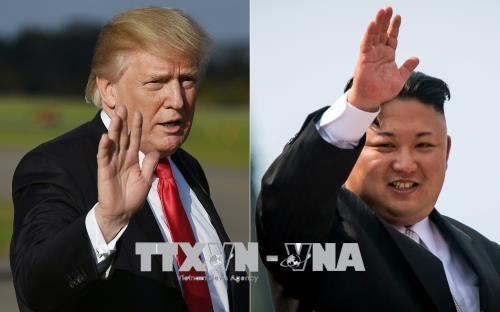 美朝领导人同意于5月举行会面 - ảnh 1