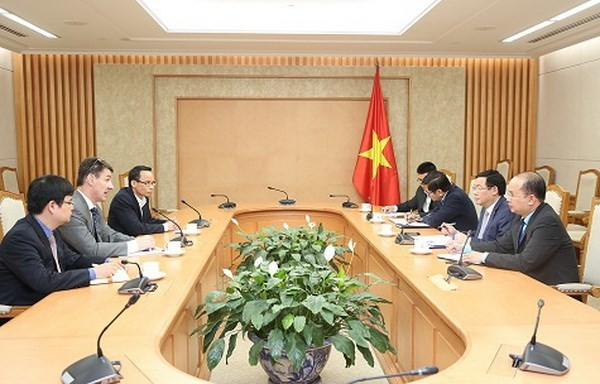 越南政府重视专家关于宏观经济调控的意见 - ảnh 1