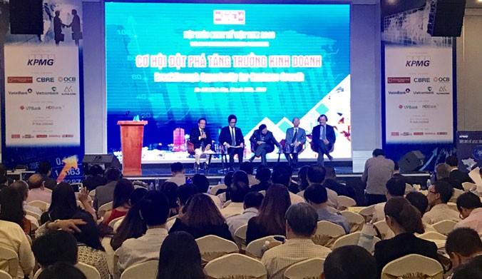 2018年越南经济:企业成长的突破性机会 - ảnh 1