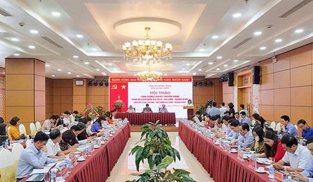 为2018广宁-下龙国家旅游年加强传媒对接 - ảnh 1