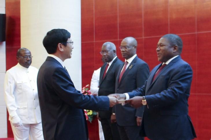 莫桑比克一向重视并希望加强与越南的关系 - ảnh 1