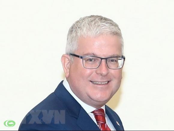 澳大利亚驻越大使:越澳合作关系日益蓬勃发展 - ảnh 1