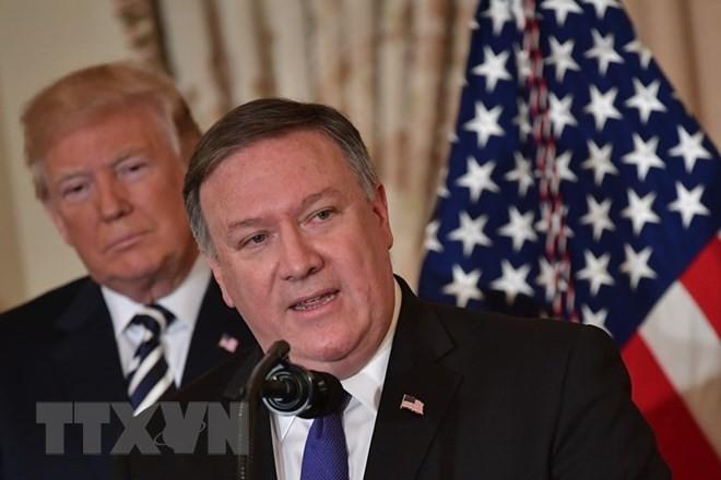 美国国务卿蓬佩奥:美国为与朝鲜的首脑会谈做好了准备 - ảnh 1