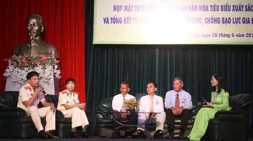 越南各地纪念6•28越南家庭日 - ảnh 1