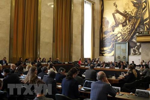 越南代表二十一国集团发言强调核裁军的必要性 - ảnh 1