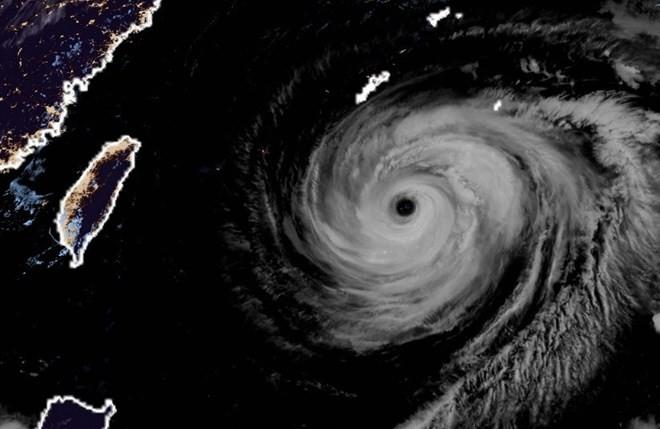 """中国台湾因台风""""玛莉亚""""疏散民众 - ảnh 1"""