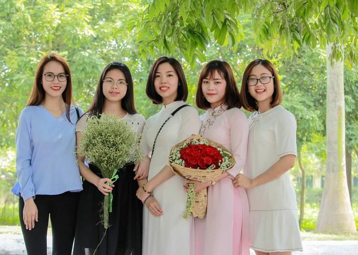 中国学生陆运英讲述越南感触的文章 - ảnh 1