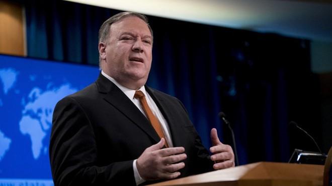 美国国务卿蓬佩奥将于10月访问朝鲜 讨论无核化问题 - ảnh 1