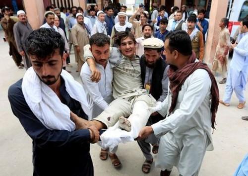 """""""伊斯兰国""""组织承认爆炸袭击阿富汗竞选活动 - ảnh 1"""