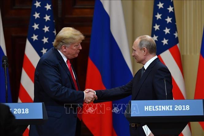 普京和特朗普将讨论美国退出《中导条约》问题 - ảnh 1