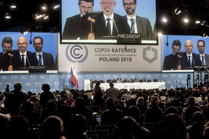 COP 24:将《巴黎协定》落到实处的机会 - ảnh 1