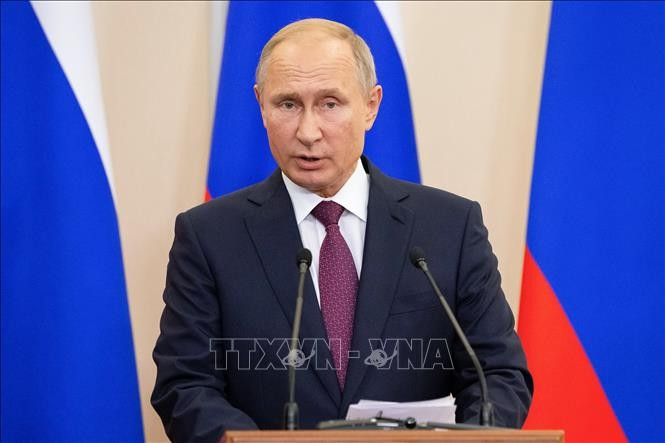 普京警告若美国退出《中导条约》俄罗斯将采取报复行动 - ảnh 1
