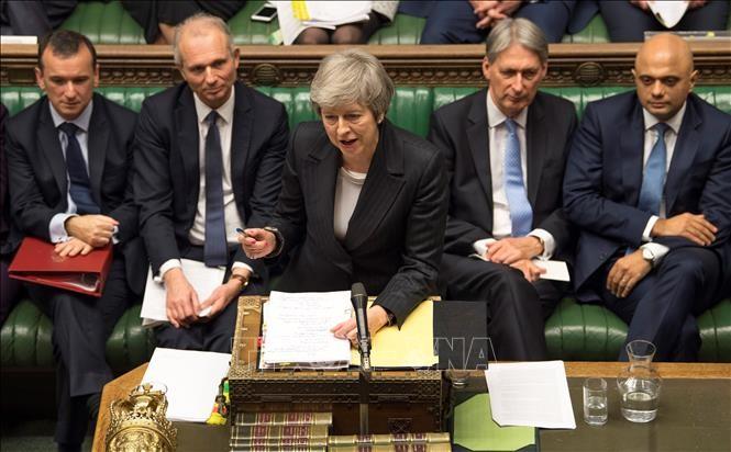 英国脱欧问题:英国政府公布移民政策白皮书 - ảnh 1