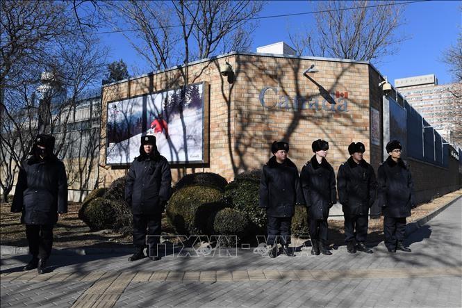 加拿大要求中方释放两名加拿大公民 - ảnh 1