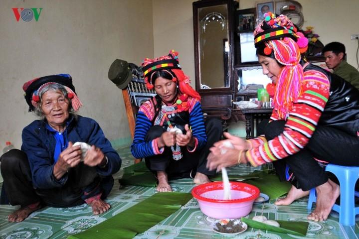 莱州省哈尼族同胞喜迎新年 - ảnh 3