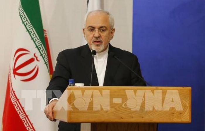 伊朗批评欧盟各国不会利用美国退出伊核协议后的机会 - ảnh 1