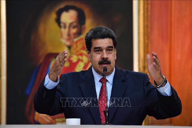 委内瑞拉总统马杜罗提议提前举行议会选举 - ảnh 1