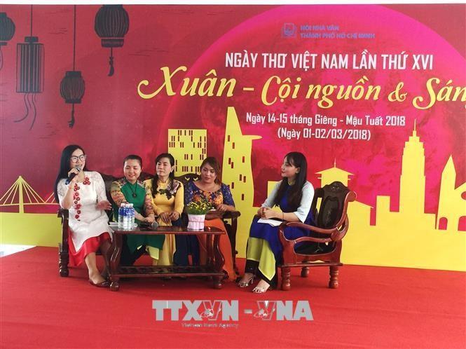 文学诗歌领域三大活动即将在越南举行 - ảnh 1