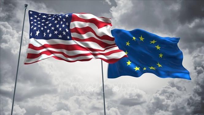 美国和欧盟关系出现积极信号 - ảnh 1