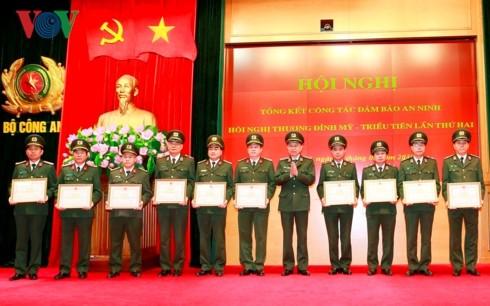 越南公安部总结第二次美朝首脑会晤安保工作 - ảnh 1