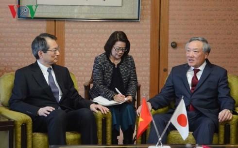 越南最高人民法院院长阮和平对日本进行工作访问 - ảnh 1