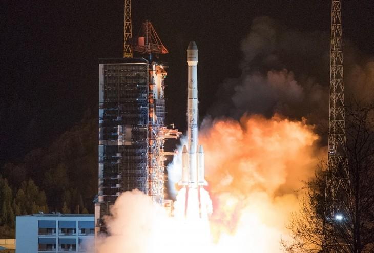 中国长征系列运载火箭实现300次发射 - ảnh 1