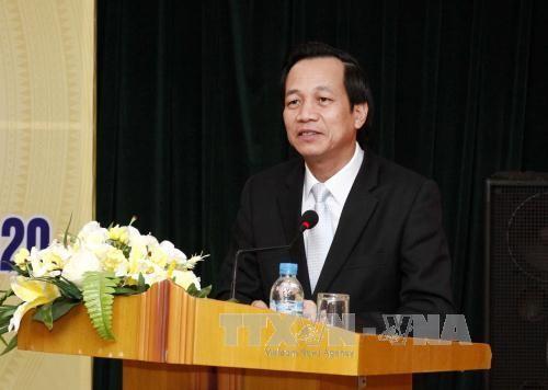 越南代表在联合国妇女地位委员会会议上发言 - ảnh 1